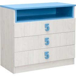 predalnik Numero 3F, 5 barv