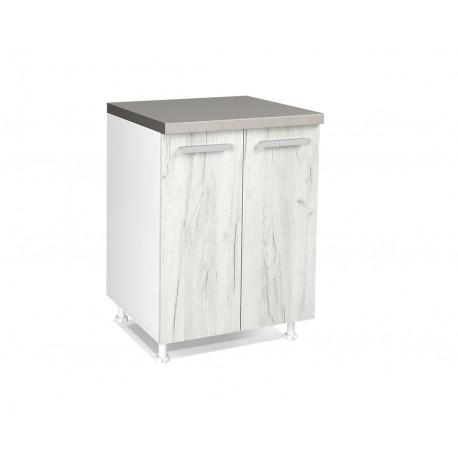 kuhinjska omarica spodnja Klasik D60, 4 barve