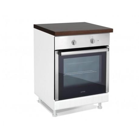 spodnja kuhinjska omarica za pečico IN Rustik D60R