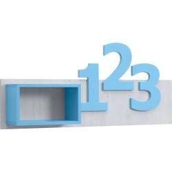 most pisalne mize Numero, 5 barv