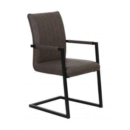 stol Hudson, rjav ali siv