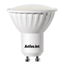 LED sijalka Activejet GU10, 5,8w, 3000K