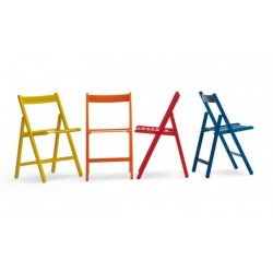 zložljiv stol Bunny, 8 barv