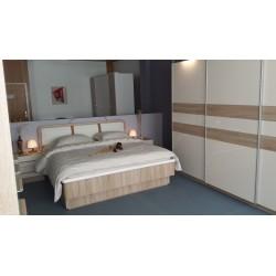 OUTLET PONUDBA: postelja Serena visoka 200 * 160 N