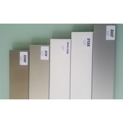 podnožje za kuhinjske omarice IN, 4m, 3 barve