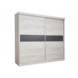 garderobna omara GD240, 5 barv