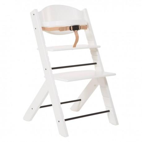 stolček za hranjenje Nino beli