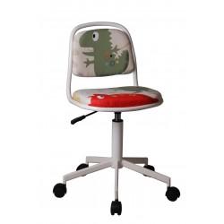 otroški pisarniški stol Bobby dinozaver