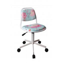 otroški pisarniški stol Bobby flower