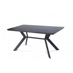 miza Caleb 160 * 90 Rust