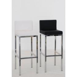 barski stol Tc-812 beli