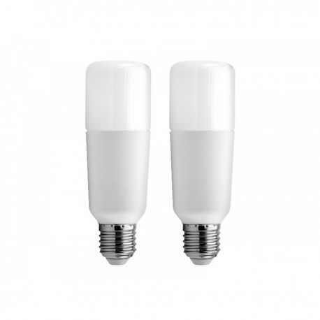 LED sijalka GE E27, 15w, 6500K, 2 set