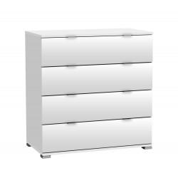 predalnik Perfect 458221 v beli barvi