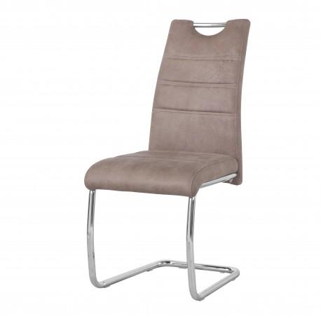 stol Roma MF, rjava ali taupe