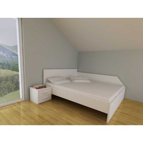 postelja Wall 90 * 200, 7 barv