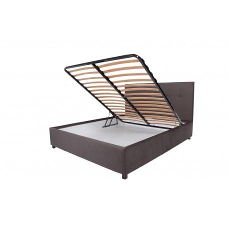 postelja Aurora 120 * 200, z dvižnim letvenim podom
