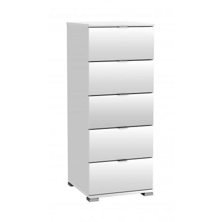 predalnik Perfect 458222 v beli barvi