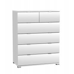predalnik Perfect 458225 v beli barvi