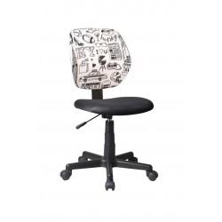 otroški pisarniški stol Ariel print