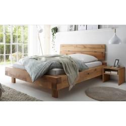 postelja MyDream 200 * 200 hrast oljena