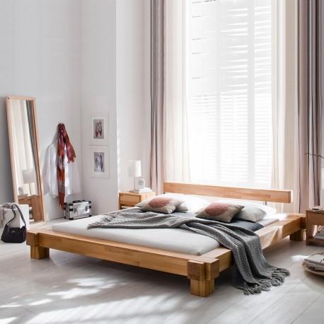 postelja Victoria 200 * 140 oljena