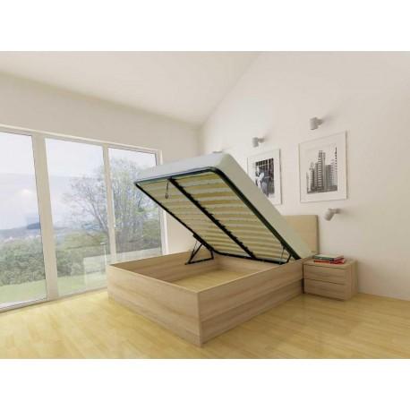 dvižna postelja Lux 200 * 180, 8 barv