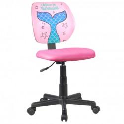 otroški pisarniški stol Ariel sirena