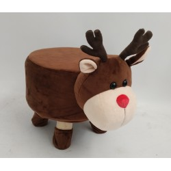 tabure Animal pouf Deer