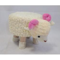 tabure Animal pouf Sheep