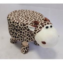 tabure Animal pouf Calfi