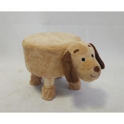 tabure Animal pouf Puppy