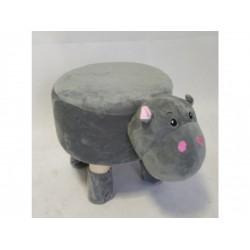 tabure Animal pouf Hippo