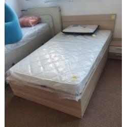 OUTLET PONUDBA: dvižna postelja Lift 200 * 120 hrast melody
