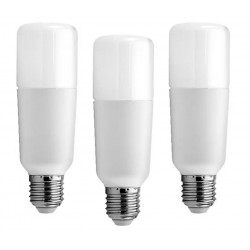 LED sijalka GE E27, 9w, 4000K, 3 set