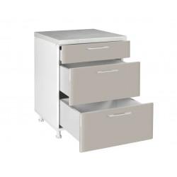 spodnja kuhinjska omarica IN MDF D60 F PL-BOX, 5 barv
