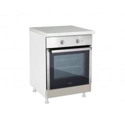 omarica za pečico IN MDF D60R, 5 barv