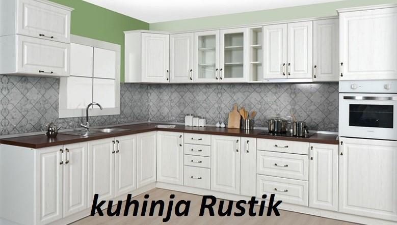 kuhinja rustik po elementih